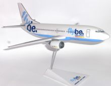 Boeing 737-300 Flybe British European Desktop Collectors Model Scale 1:100 E (1)